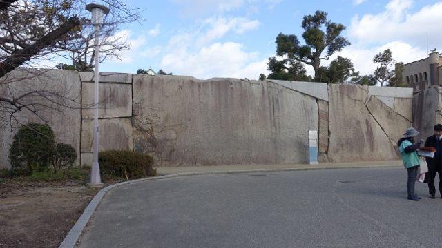 大阪城蛸石