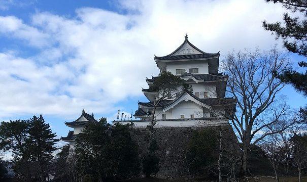 伊賀上野城天守