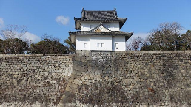大阪城一番櫓