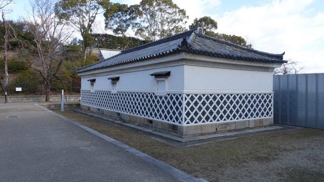大阪城金庫