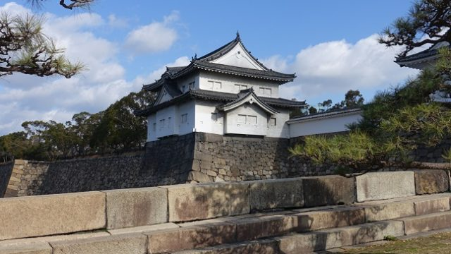 大阪城千貫櫓