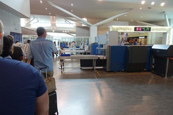 クアラルンプール国際空港2-保安検査
