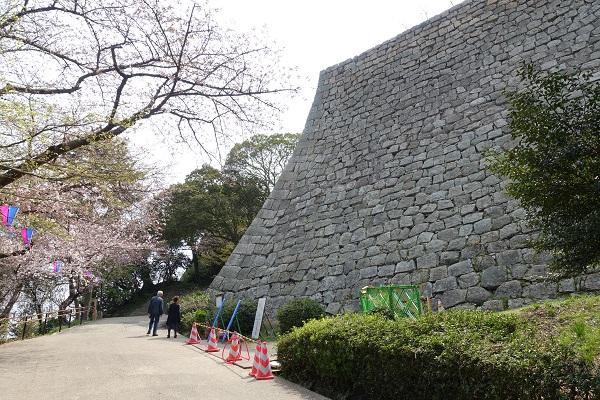 丸亀城石垣の美