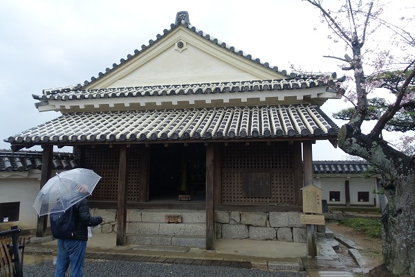 松山城天神櫓