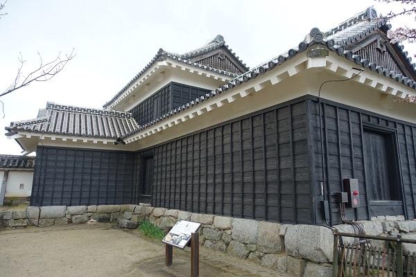 松山城太鼓櫓