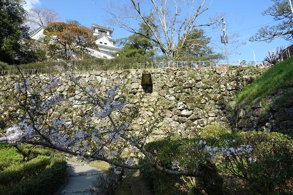 高知城いしどい