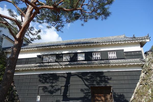 高知城詰門
