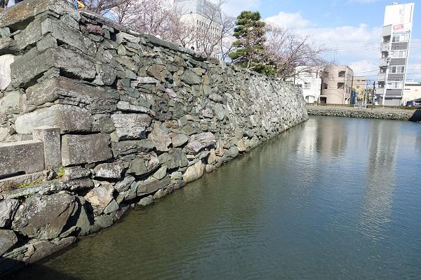 徳島城石垣