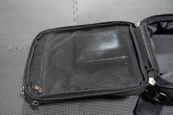 タンクバッグRSB302インナーメッシュポケット