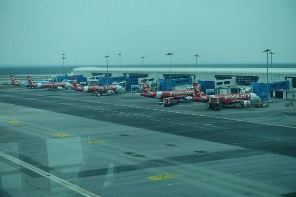 クアラルンプール国際空港2エアアジア