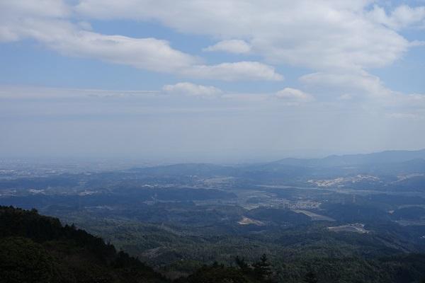 青山高原からの景色