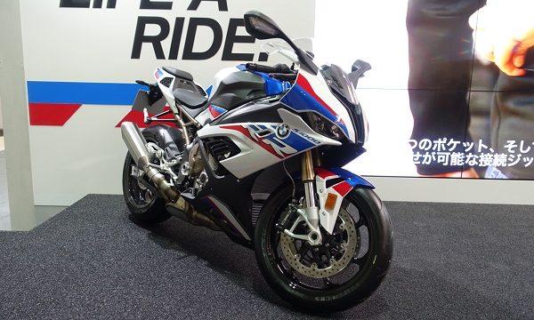大阪モーターサイクルショー2019S1000RR