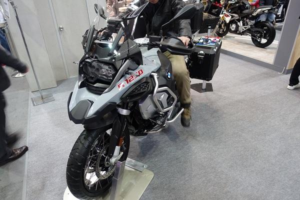 大阪モーターサイクルショー2019BMWR1250
