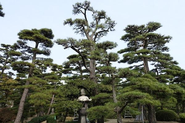 高松城跡-庭園