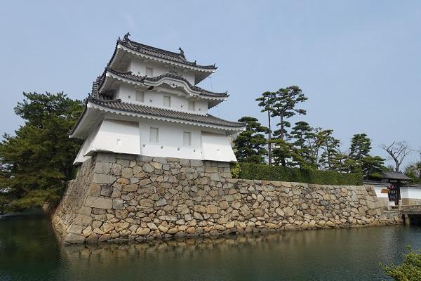高松城跡-艮櫓