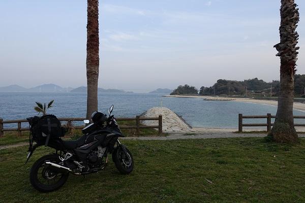 大角海浜公園キャンプ場