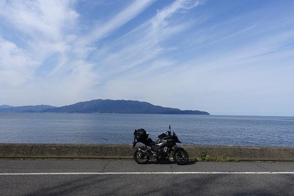 しおかぜラインと敦賀半島