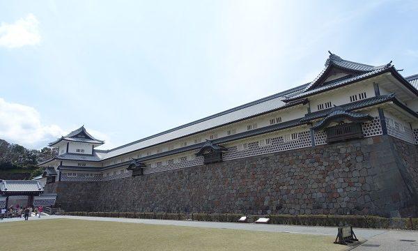 金沢城菱櫓・五十間長屋・橋爪門続櫓