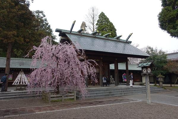 高岡城射水神社