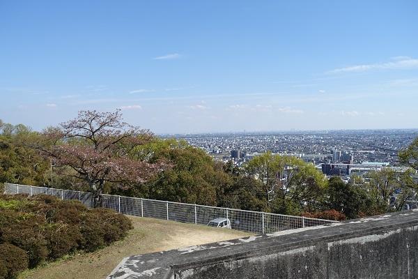 水道山展望台