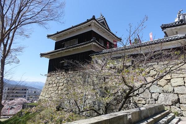 上田城南櫓