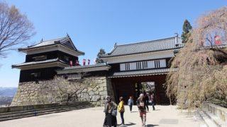 上田城東虎口門と南櫓