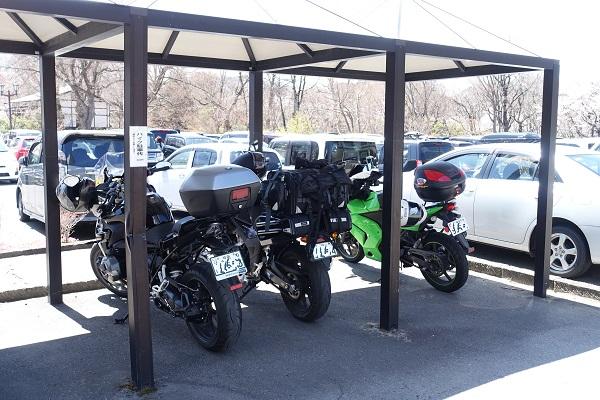 小諸城駐車場