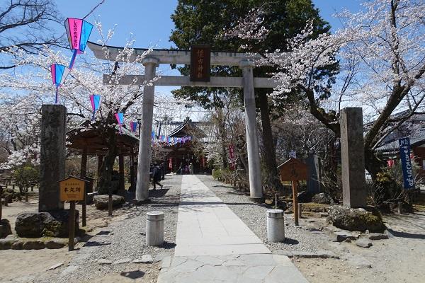 小諸城懐古神社