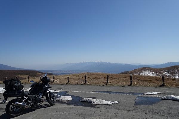 霧ヶ峰展望台