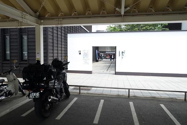 熊本城駐車場