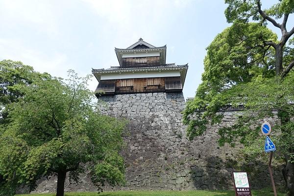 熊本城羊猿櫓