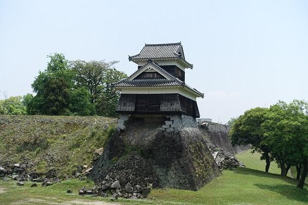 熊本城戌井櫓