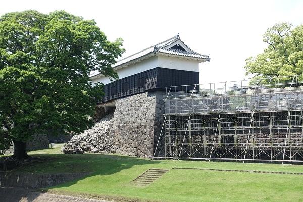 熊本城馬具櫓