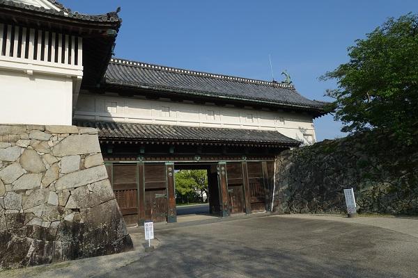佐賀城鯱の門