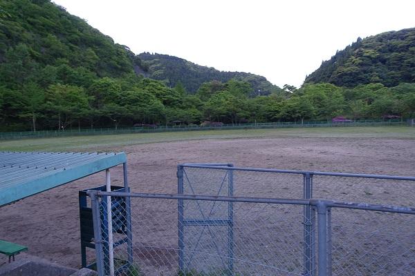 厳木ダムキャンプ場スポーツ公園