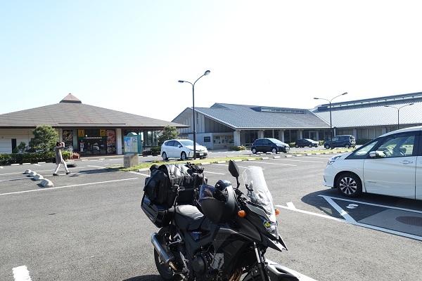 平戸城駐車場