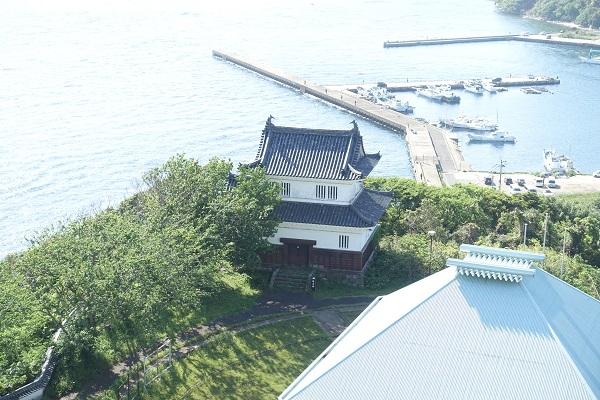 平戸城懐柔櫓