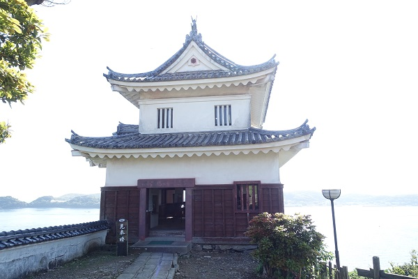 平戸城見奏櫓