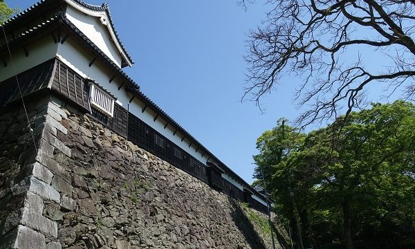 福岡城多門櫓