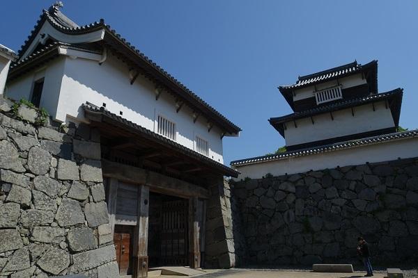福岡城下之橋御門(大手門)