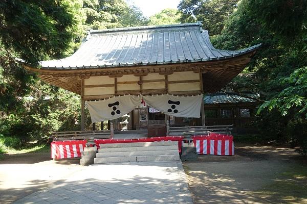 萩城志都岐山神社
