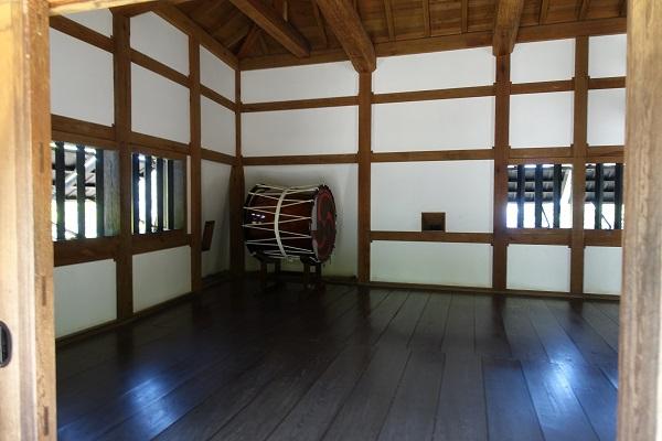松江城太鼓櫓太鼓