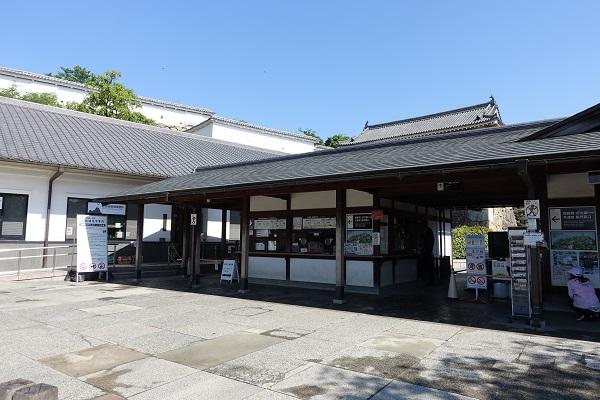 姫路城券売所