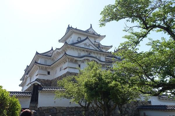 姫路城天守