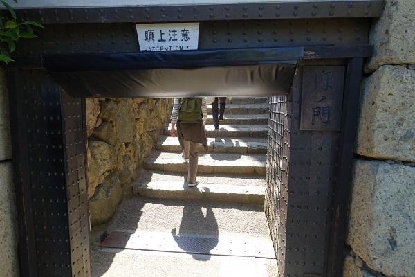 姫路城ほの門