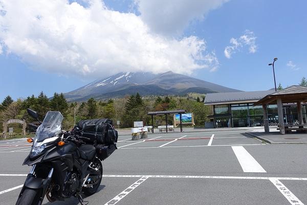 水ヶ塚公園からの富士山