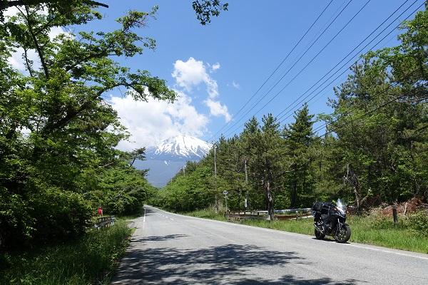 富士山スカイラインからの富士山