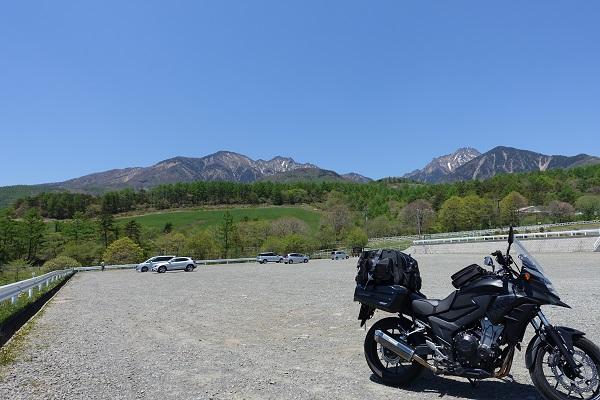 八ヶ岳高原駐車場