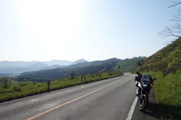 秋吉台からの景色