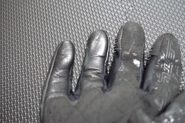 fivestuntevoプロテクション小指薬指